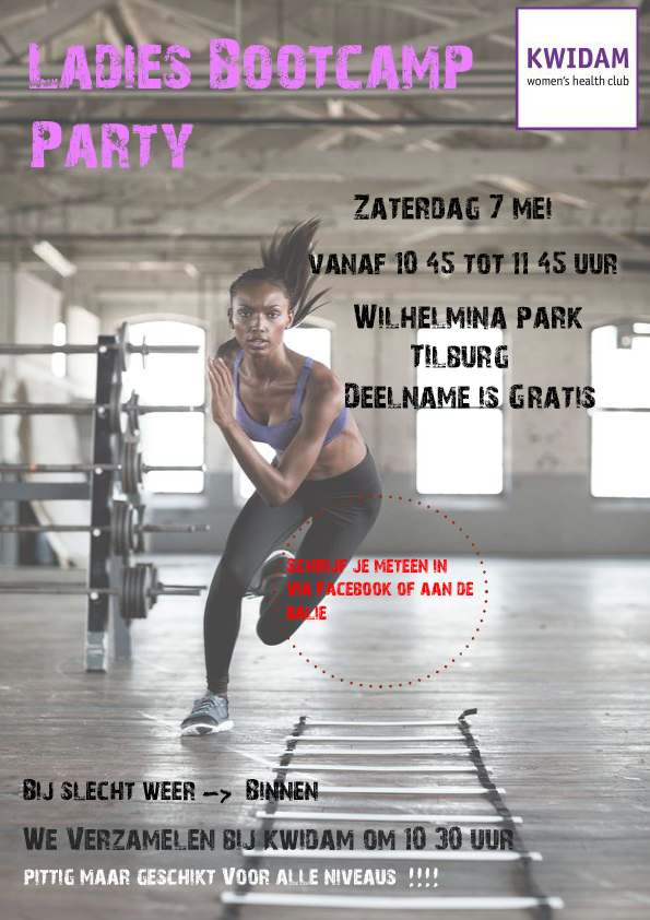 Ladies Bootcamp Party